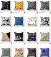Andy Mercer Cushions