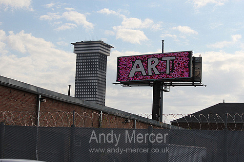 New Orleans Billboard Art Project Andy Mercer (1)